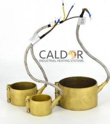 Rezistenta electrica duza 50 x 22 x 175 w de la Caldor Industrial Heating Systems Srl