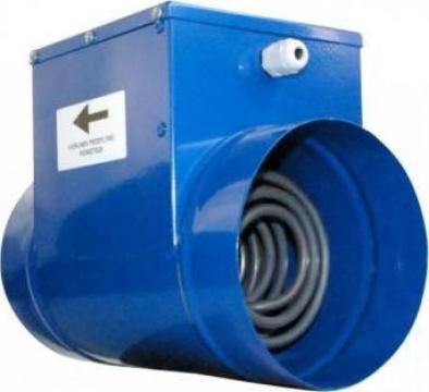 Baterie electrica circulara Szerdi de la Professional Vent Systems Srl