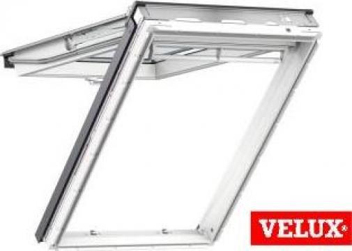 Fereastra de mansarda Velux Premium GPU 0066 de la Sc Ellcor Roof Srl-d