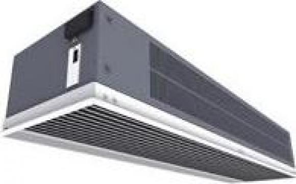 Perdea de aer spatii comerciale si industriale Jet Cassette de la Professional Vent Systems Srl