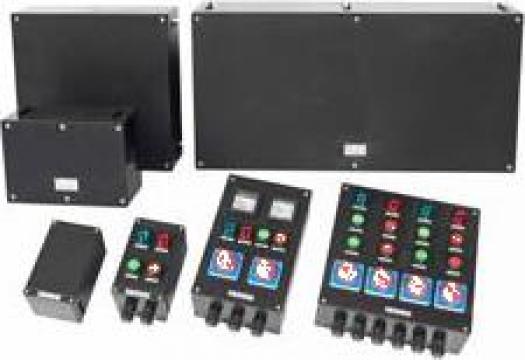 Cutii de comanda Antiex de la Electrotools