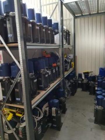 Sistem basculare electric 12V 2000W de la Sisteme Hidraulice Srl