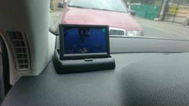 Monitor video auto de 4.3