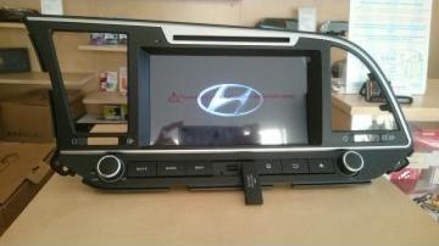 Sistem navigatie 4GB Octa Core Hyundai Elantra 2016