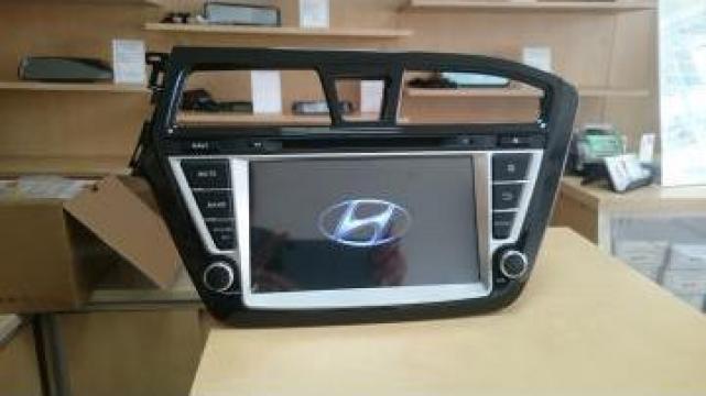 Sistem navigatie Hyundai I20 2014- 4GB RAM Octa Core