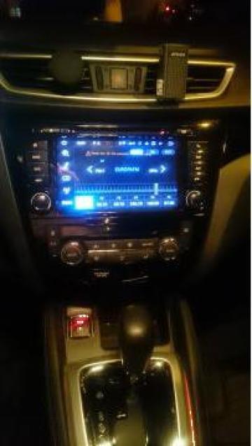 Sistem navigatie Nissan Qashqai/ X-trail 2014-2017