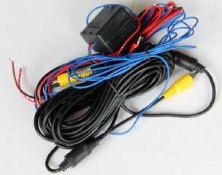 Cablu de alimentare cu releu pentru camera marsarier