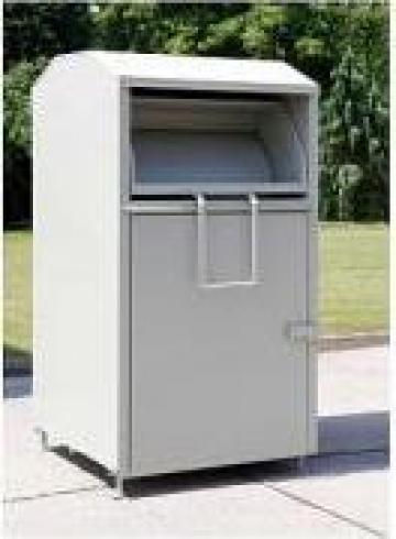 Containere pentru haine vechi de 350 kg, 1100 kg de la Electrofrane