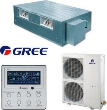 Aer conditionat duct Gree GFH42K3FI/GUHD42NK3FO 42000 BTU de la Simdam International Srl