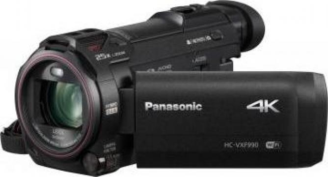 Camera video Panasonic HC-VXF990EBK 4K Ultra HD de la West Buy SRL