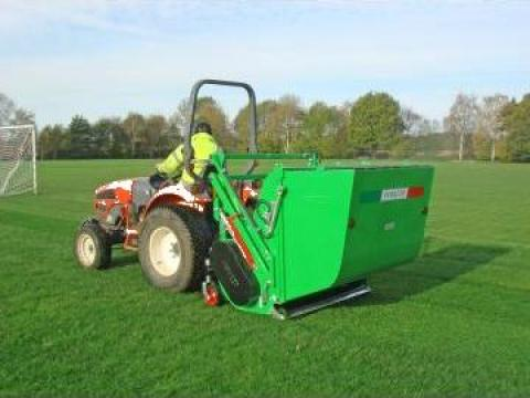 Tocator de iarba cu colectare Panther 1800 Professional de la APF Trade Srl