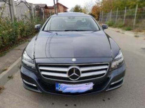 Mercedes CLS 2012 4Matic 4x4, trapa ventilatie de la MRG Stainless Group Srl