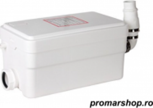 Pompa lavoar Sanidus H250 de la Pro Mar Shop & Services SRL