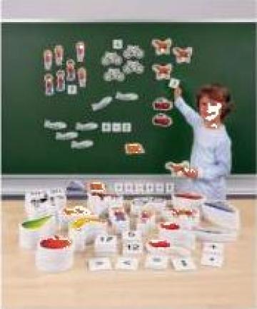 Joc educativ Matematica distractiva de la Eduvolt