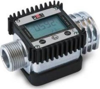 Debitmetru /contor Piusi Italia ceas pentru motorina K24 de la Simba's Group Srl
