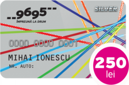 Card asistenta rutiera Silver - Europa si Romania