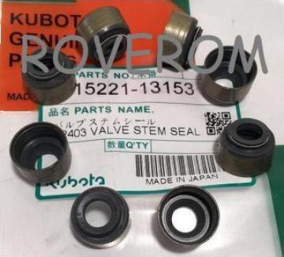 Simering supape Kubota D1703, D1803, V2003, V2203, V2403