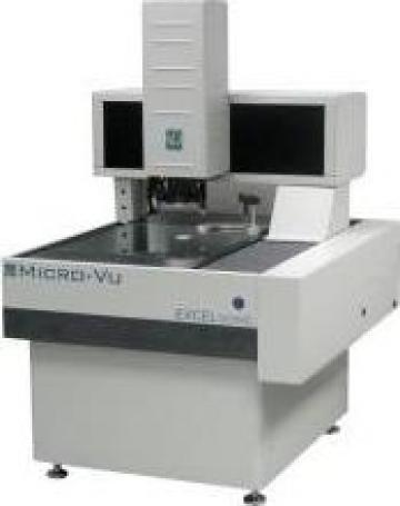 Masina de masurat optic in 3 coordonate Excel 500, 1000,1600 de la Kimet Srl