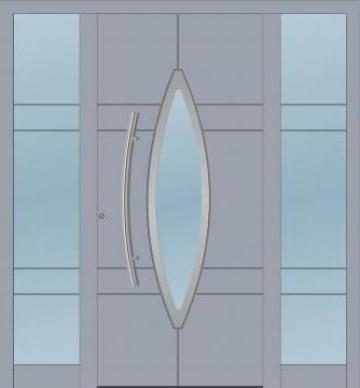 Usi de exterior aluminiu rupere termica de la Door System