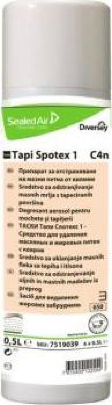 Detergent covoare, mochete si tapiterii - Tapi Spotex 1 de la Best Distribution Srl