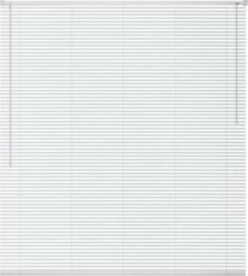 Jaluzele din aluminiu, 60 x 130 cm, alb