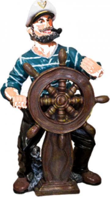 Statuie Raki marinar 94cm de la Basarom Com