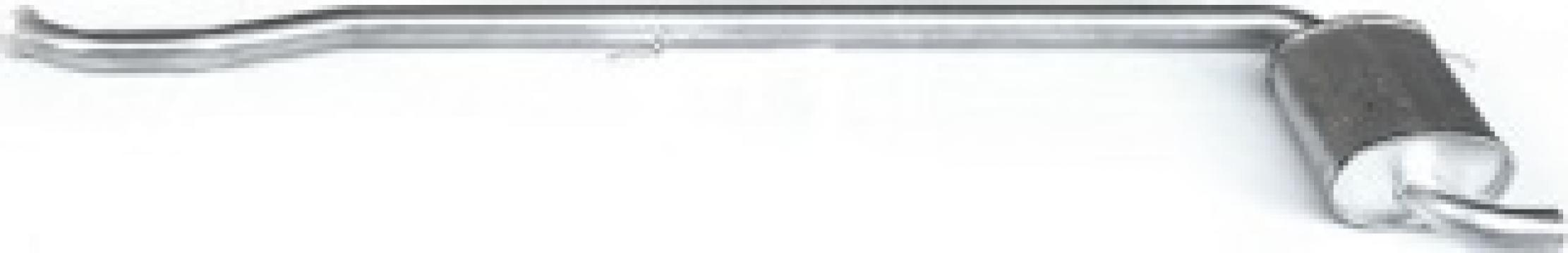 Toba esapament Dacia Supernova, Solenza de la Alex & Bea Auto Group Srl