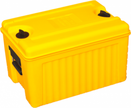 Container Raki izoterm transport, catering GN 62x42xh40.5 de la Basarom Com