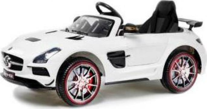 Jucarie masinuta electrica pentru copii Mercedes SLS AMG