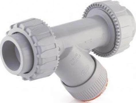 Filtru Y PVC-C RV DN15 - DN50