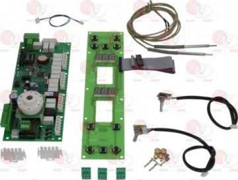 Kit placi electronice comanda cuptor de la Ecoserv Grup Srl