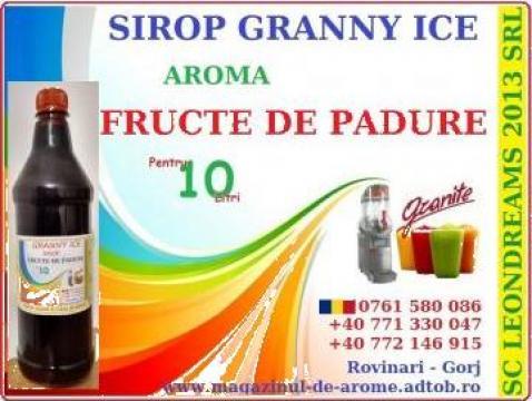 Sirop granita Granny Ice fructe de padure