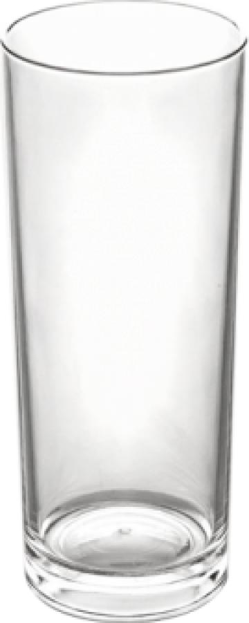 Pahar Long Drink policarbonat 320ml Premium