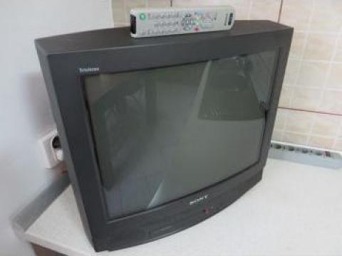 Televizor CRT Sony Trinitron KV-21T3K, 54 cm diagonala