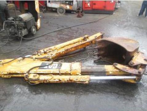 Brat de buldoexcavator Caterpillar 428B de la Pigorety Impex Srl