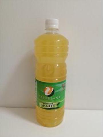 Sirop pentru granita 1 litru mojito de la Cristian Food Industry Srl.