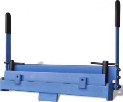 Masina de indoit tabla manuala 450 mm de la Vidaxl
