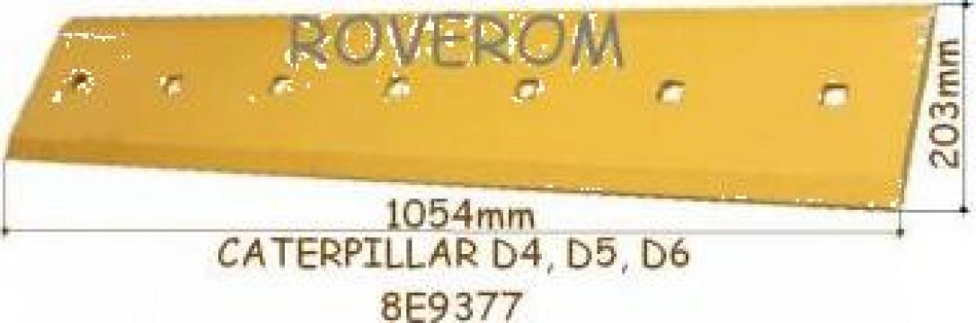 Cutit central lama Caterpillar D4, D5, D6, 525, 545
