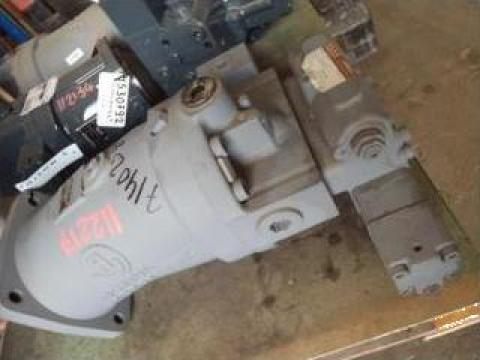 Motor hidraulic excavator Fiat Hitachi FH 150 W de la Nenial Service & Consulting