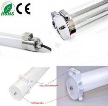 Tub cu LED pentru mediu industrial de la Samro Technologies Srl