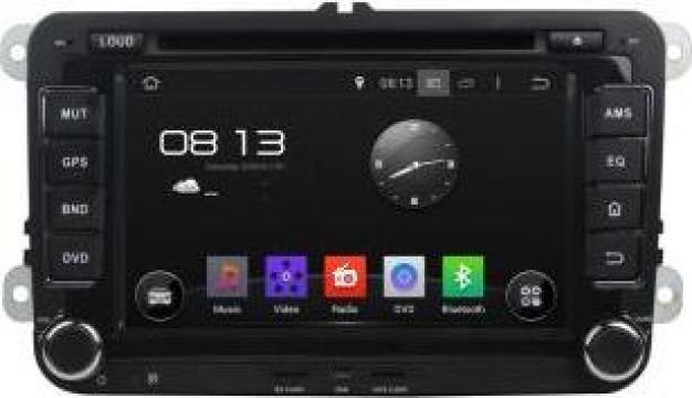 Sistem GPS auto VW Golf, Tiguan, Scirocco, Caddy Bora, Skoda de la Caraudiomarket.ro - Accesorii Auto Dedicate