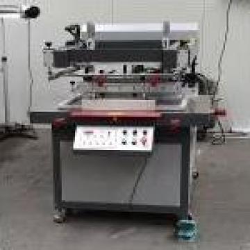 Masina semiautomata de serigrafie 700 x 1.000 mm de la Kronstadt Papier Technik Sa
