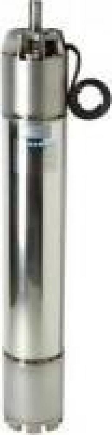 Pompa submersibila pentru drenaje grele de la Master Engineering Srl