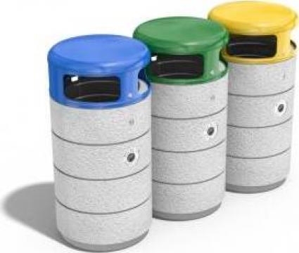 Cos de gunoi pentru colectare selectiva 128R