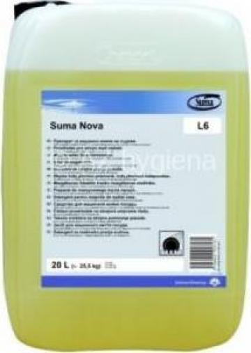 Detergent masini spalat vase Suma Nova L6 de la Best I.l.a. Tools Srl
