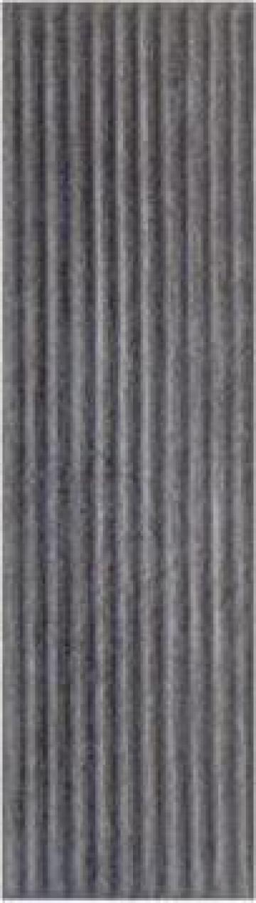 Caramida aparenta Bazalto Grafit B Elewacja Struktura Plytka de la Vindem-ieftin.ro