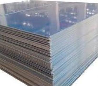 Tabla aluminiu lisa 2.5mm coala foaie placa duraluminiu
