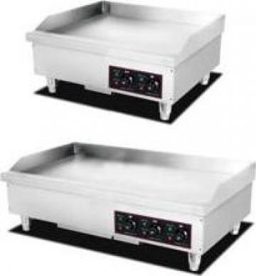 Grill electric profesional cu 2/3 termostate