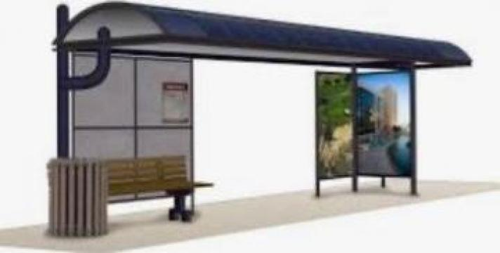 Statii de autobuz ST 14 de la Miracons Proiect Srl