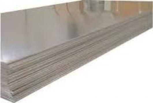 Tabla aluminiu lisa 0.3x1000x2000mm EN 1050 de la MRG Stainless Group Srl